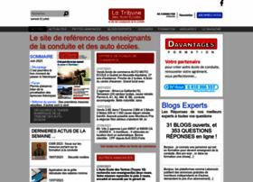 tribune-auto-ecoles.fr