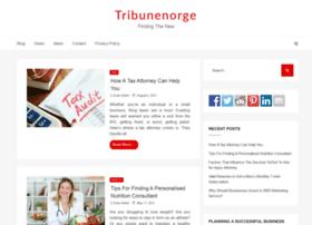 tribunenorge.com