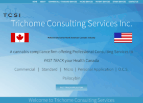 trichomeconsultingservices.com