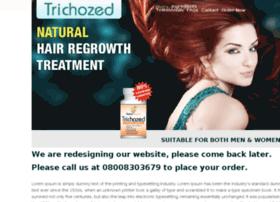 trichozed.co.uk