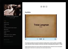 tricialangman.com