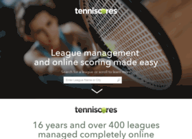 tricities.tenniscores.com