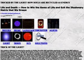 trickedbythelight.com