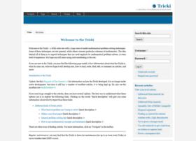 tricki.org