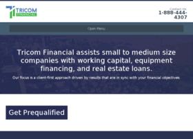 tricomfinancial.com