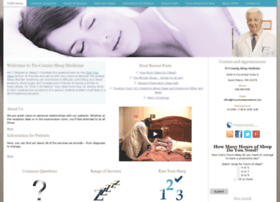 tricountysleepmedicine.com