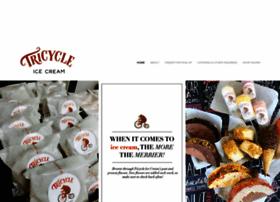 tricycleicecream.com