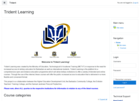 tridentlearning-m2.remote-learner.net
