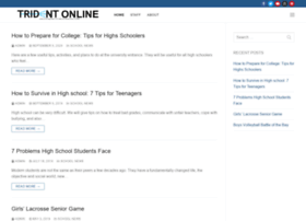 tridentonline.net