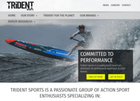 tridentsports.com