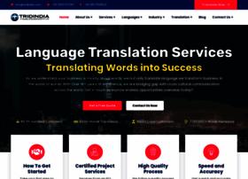 tridindia.com