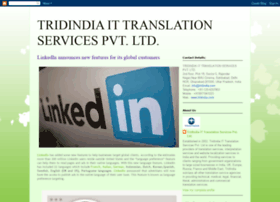 tridindiaittranslationservicespvtltd.blogspot.in
