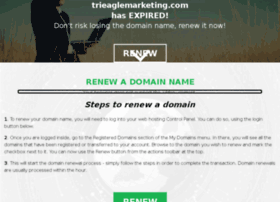 trieaglemarketing.com