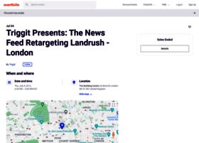 triggit-newsfeed-london.eventbrite.co.uk