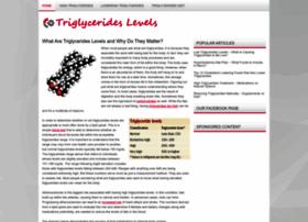triglycerideslevels.org