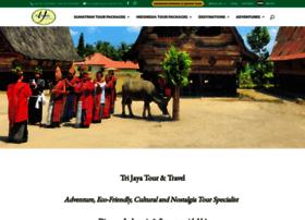 trijaya-travel.com