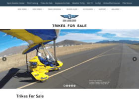 trikesforsale.sportaviationcenter.com