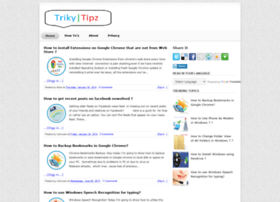 trikytipz.blogspot.in