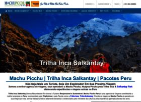 trilhaincasalkantay.com