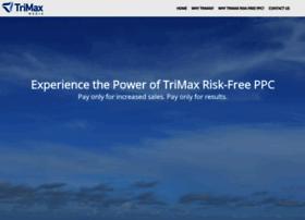 trimaxmedia.com