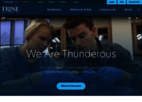 trine.edu