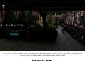 trinhall.cam.ac.uk