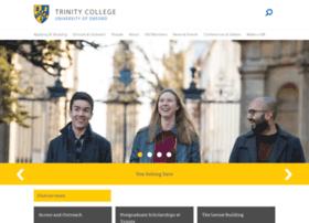 trinity.ox.ac.uk