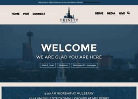 trinitybaptist.org
