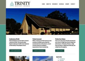 trinitybaptistreformed.org