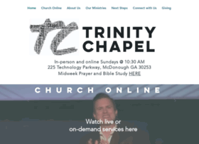 trinitychapel.org