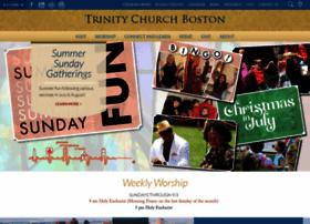 trinitychurchboston.org