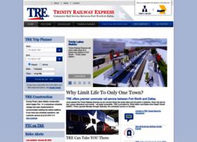 trinityrailwayexpress.org