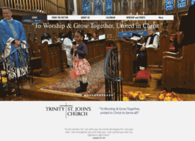 trinitystjohns.org