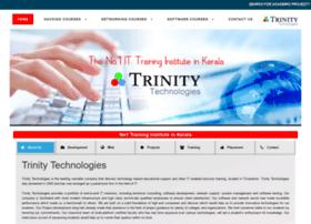 trinitytrivandrum.com