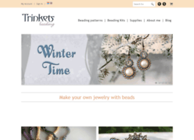 trinketsbeading.com