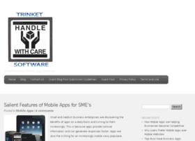trinketsoftware.com