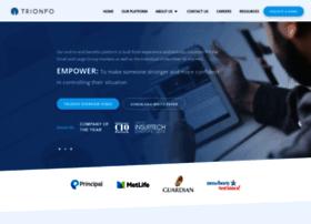 trionfoconnect.com