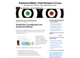 tripadvisorwatch.wordpress.com