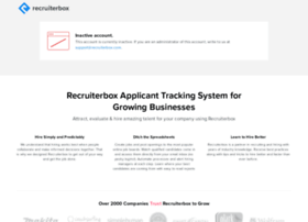 tripbuzz.recruiterbox.com