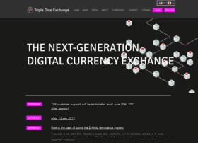 triple-dice-exchange.com