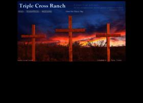 triplecrossranch.com