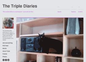 triplediaries.tumblr.com