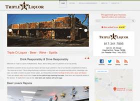 tripledliquor.com