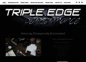 tripleedgeperformance.com