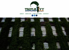 tripleivy.com