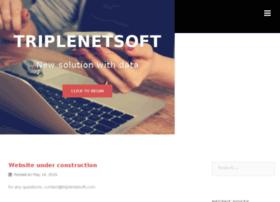 triplenetsoft.com