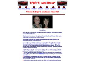 triplesautobroker.com