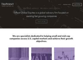 tripointglobalequities.com