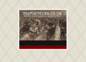 triporteurs.co.uk