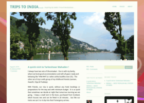 tripstoindia.wordpress.com